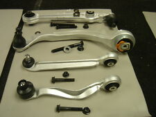 VW PASSAT B5 B5.5 3B3 3B6 2001-05 UPPER LOWER SUSPENSION CONTROL ARM KIT LH NS
