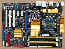 ASUS P5Q motherboard LGA 775 DDR2 Intel P45 100% working