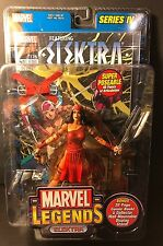 MARVEL LEGENDS ELEKTRA SERIES IV 2003 LOOK!!!