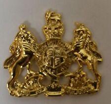 RSM WO1 ARMY -Gilt Metal Lapel Badge