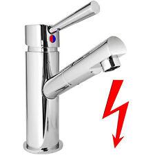 B-Ware Niederdruck Waschtisch Armatur Waschbecken Wasserhahn Waschtischbatterie