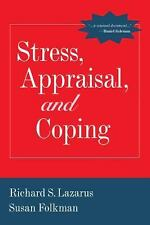 NEW - Stress, Appraisal, and Coping