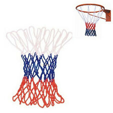 2X Durable-Standard Nylon Thread Basketball Hoop  Net Backboard Rim Ball Pum 3F8