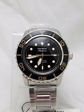 """Seiko 5 SNZH57 """"BP"""" Fifty Five Fathoms Homage Mod diver Brand New Watch! NO DATE"""