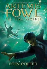 Artemis Fowl: The Time Paradox by Eoin Colfer (2008, Hardcover)