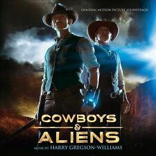 Cowboys & Aliens by Harry Gregson-Williams