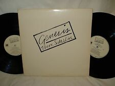 Genesis Three Sides Live - 1982 Double LP Record Album