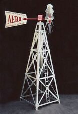Assembled Tower Aero Model 12-B 17 Inch Miniature Steel windmill Model  AEO-22