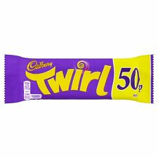 24 x Bars of Cadbury's Twirl 43g  Ideal for Parties Fast 1st Class UK Shipping