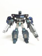 Transformers Universe Voyager Class Nemesis Prime Prototype with Production Code