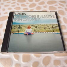 Travis - Why Does It Always Rain On Me? JAPAN CD 5 Track Single #120-2