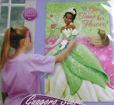Tiana Princess and the Frog Game Birthday Activity Party Supply Decoration Favor