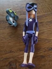 2 x BEN 10 Action Figure Alien Force VGC 3.75 inch Moving limbs