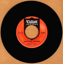 "PHILIPPINES:SHELBY FLINT - Angel On MY Shoulder,7"" 45 RPM,RARE,60's POP,CASCADES"