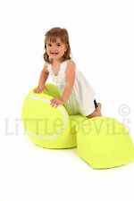 LITTLE WIMBLEDON TENNIS BALL CHAIR Seat/Games/Armchair for Childrens/Childs/Kids
