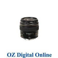 Canon EF 100mm f/2 USM Lens 100 f2 USM + 1 Year Au Wty