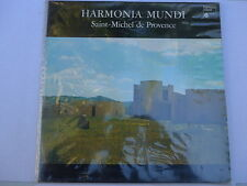 Harmonia Mundi - Saint Michel De Provence LP, French