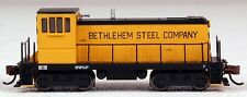 Bachmann N Scale Train Diesel GE 70 Ton DCC Equipped Bethlehem Steel 82057