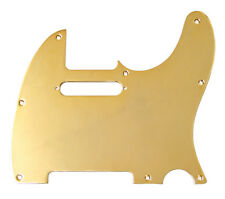 Genuine Fender USA Standard Telecaster/Tele Gold/Brass Pickguard 099-1355-200