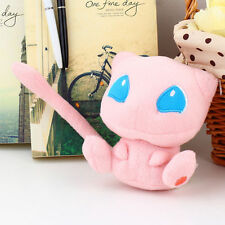 Nintendo Pokemon Rare Mew Plush Soft Doll Toy Gift Stuffed Animal Game Collect D