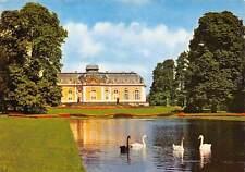 Duesseldorf Schloss Benrath Castle Lake Swan Birds