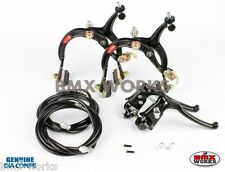 Dia-Compe MX1000 - MX128 (Tech-6) Black Brake Set Old Vintage School BMX