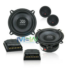 "*NEW* MOREL TEMPO ULTRA 502 5-1/4"" 2-Way CAR AUDIO COMPONENT SPEAKER SYSTEM 5.25"
