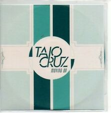 (AL823) Taio Cruz, Moving On - DJ CD