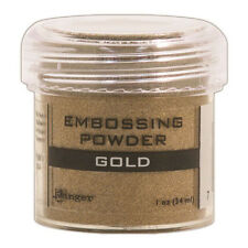 Ranger Embossing Powder 1oz Jar-Gold