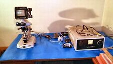 Zeiss Microscope with Polaroid Camera Serial# 65451