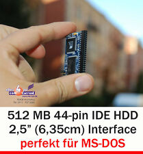 512 MB DISC-ON-CHIP DOC DISK ON CHIP SSD FESTPLATTE FÜR MS-DOS WINDOWS 95 98 -13