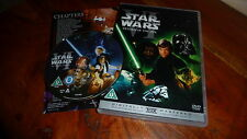 STAR WARS VI : RETURN OF THE JEDI DVD - FAST/FREE POSTING.
