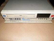 Sanyo 24H Time Lapse VCR Video Cassette Recorders TLS-924