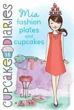 Mia Fashion Plates and Cupcakes (Cupcake Diaries)