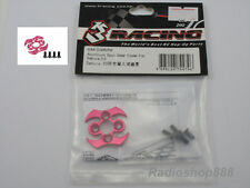 3racing - SAK-D305/PK Aluminum Spur Gear Cover For Sakura D3