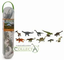 Box Of 10 Collecta Dinosaurs #A1102 ~ New for 2016! Free Ship/USA w/$25+CollectA