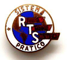 Distintivo Rivista Tecnico Scientifica - Sistema Pratico cm 2,4 x 2,1