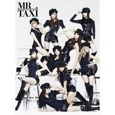 Girls' Generation - [Mr. Taxi] 3rd Album CD+Lyric Note+Card Sealed K-Pop SNSD