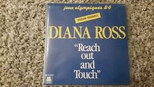 Diana Ross/ Supremes/ Four Tops - Reach out and touch 7'' Single FRANCE