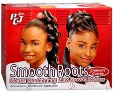 Lusters PCJ Smooth Roots Conditioning Growth Relaxer, Childrens Coarse 1 kit