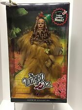 Barbie Collector Pink Label Wizard of Oz 70th Anniversary Doll COWARDLY LION