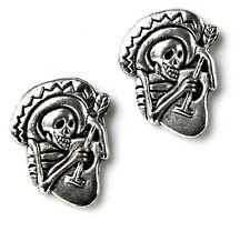 Day of the Dead Cufflinks - Gifts for Men - Handmade - Gift Box
