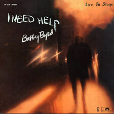 BOBBY BYRD I Need Help POLYDOR RECORDS James Brown Sealed Vinyl Record LP