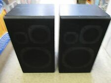 JAMO STUDIO 105 SPEAKERS, FULL WORKING ORDER AND VERY GOOD CONDITION