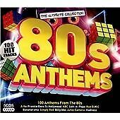 Various Artists - Ultimate Collection (80s Anthems, 2013) NEW CD