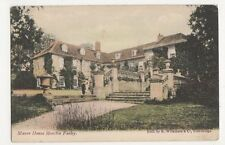 Wiltshire, Manor House, Moncton Farley 1907 Postcard, M017