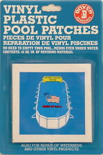 Swimming Pool Vinyl Liner / Inflatable Repair Pool Patches - Small