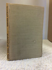 ERIC GILL: WORKMAN. By Donald Attwater - Catholic artist, 1st ed