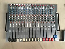 HILL MULTI-MIX STAGE-MIX 16 CHANNEL MIXER WITH POWER SUPPLY