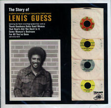 "THE STORY OF LENIS GUESS  ""25 MONSTER TRACKS - VARIOUS ARTISTS"""